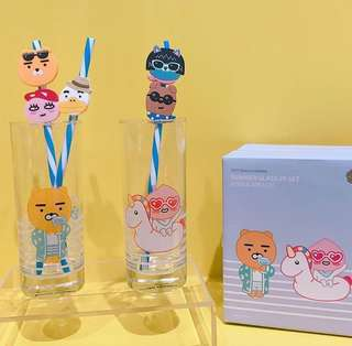 Kakao Talk Straw
