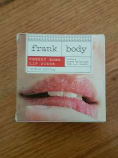 Brand new Frank Body Cherry Bomb Lip Scrub *free shipping*