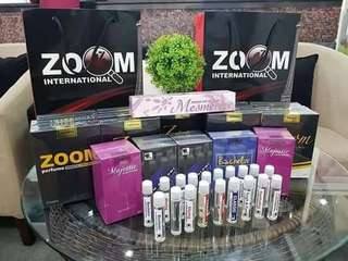 ZOOM PERFUME INTERNATIONAL
