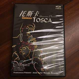 🚚 TOSCA 托斯卡DVD