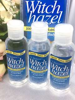 Witch Hazel Astringent by TN Dickinson's 50ml