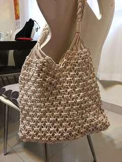 韓國大熱編織袋