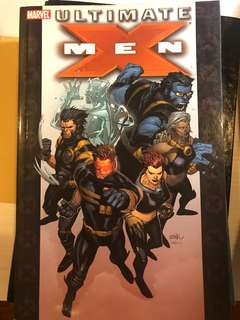 Marvel Comics - Ultimate X-Men
