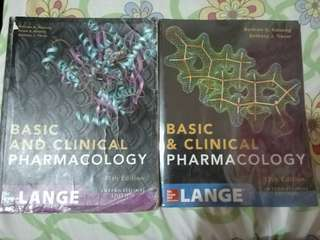 Basic and Clinical Pharmacology KATZUNG