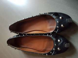Marc Jacobs studded mouse flats size 38