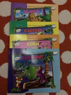 Buku anak bilingual