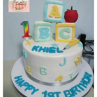 Abc cake