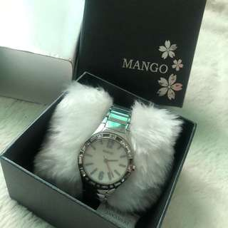 Preloved Mango Watch