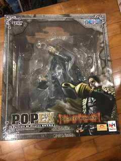One Piece Megahouse P.O.P Portrait of Pirates Shichibukai Seven Warlords Sir Crocodile