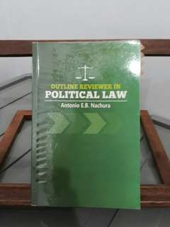 Political Law by Nachura