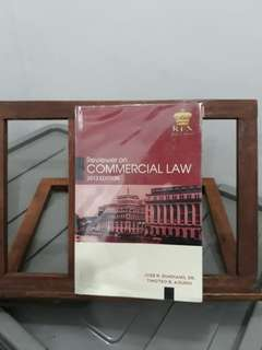 Commercial Law Reviewer (2013)