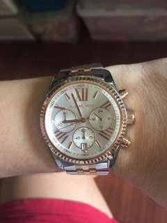 mk watch authentic quality lexingtone tritone