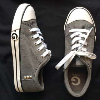 Authentic GUESS Grey Sneakers
