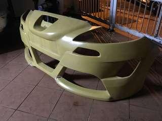 308 front bumper