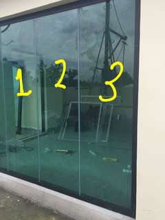 GLASS Panel 10mm thick
