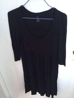 Black Dress • H&M