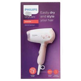 Philips mini foldable drycare travel essential Hair Dryer
