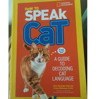 Cats (National Georgraphic Kids)