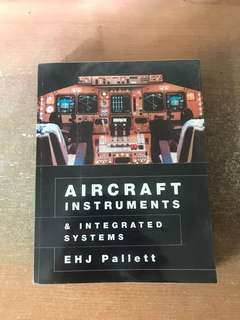 Aircraft Instruments & Integrated Systems by EHJ Pallet