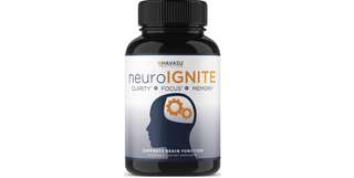 [IN-STOCK] Havasu Nutrition Extra Strength Brain Supplement for Focus, Energy, Memory & Clarity - Mental Performance Nootropic With Super Ginkgo Biloba