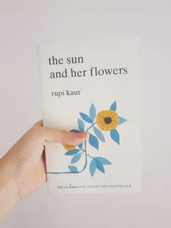 the sun and her flowers by lang leav 🍒