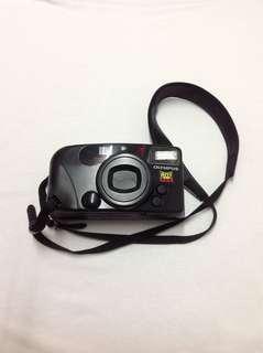 Olympus IZM 220 Panorama Zoom AF Film Camera