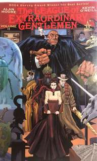 Comics - The League of Extraordinary Gentlemen
