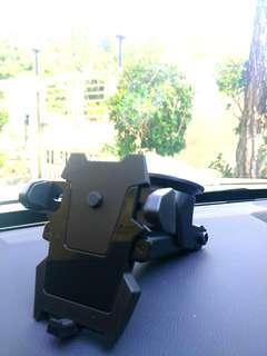 (90%NEW)車用手機座 可伸縮 Phone Holder