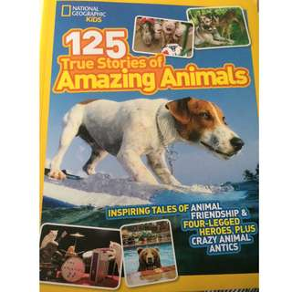 Animals (Nat Geo Kids)