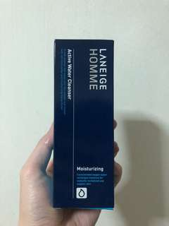 Laneige Homme Active Water Cleanser