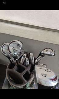 Slazenger Lady Panther Golf Clubs