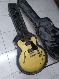 Epiphone Dot with Gibson Pickups for sale