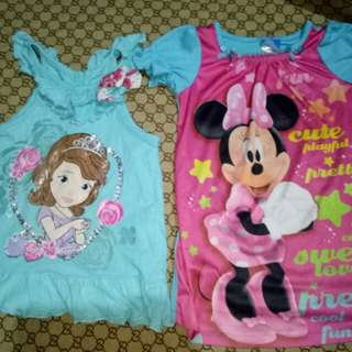 Take All for girl(Size 2-3y/o)