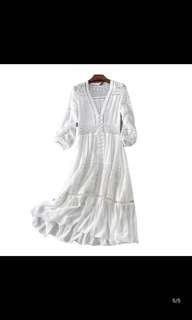 🚚 波希米亞風洋裝