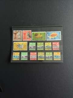 B10  Hong Kong Stamps