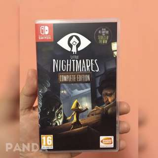 Nintendo Switch Little Nightmare Complete Edition