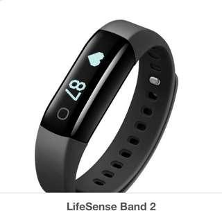 全新 Lifesense band 2 智能運動手錶 fitbit