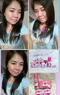 Fairy Skin Derma Facial Set
