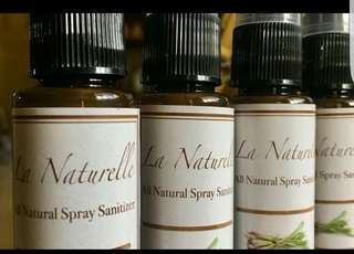 Natural Organic Disinfectant
