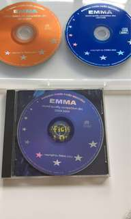 Emma Competition CD