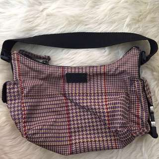 AUTHENTIC RL HOUNDSTOOTH BAG