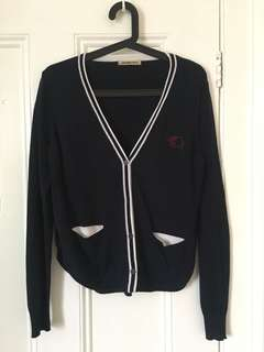 Honour Among Thieves Cardigan