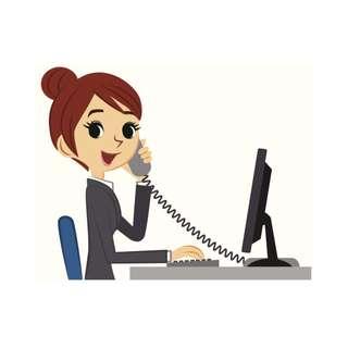 2 x Temp Admin cum Customer Service
