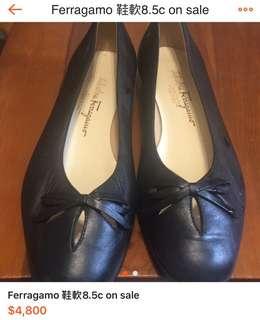 🚚 Ferragamo 超好穿鞋 made in Italy 8.5c