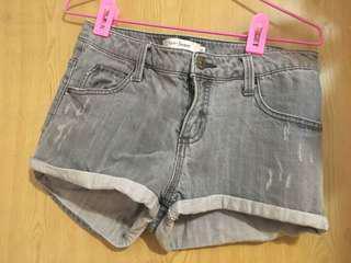 🚚 Net 牛仔短褲