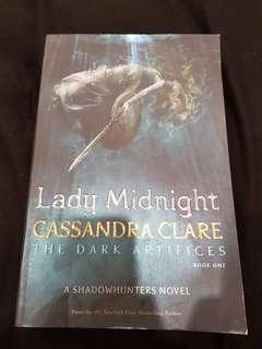 Lady midnight - the dark artifices