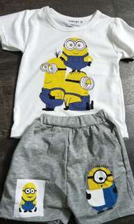 Minion Carter's set