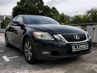 Lexus GS300 for rent