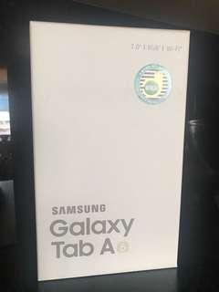 Samsung Galaxy Tab A 6 White