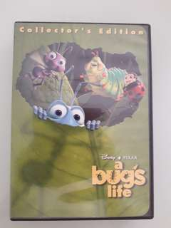 A Bug's Life collector's edition